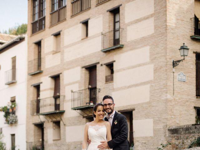La boda de Walter y Estefanía en Granada, Granada 43