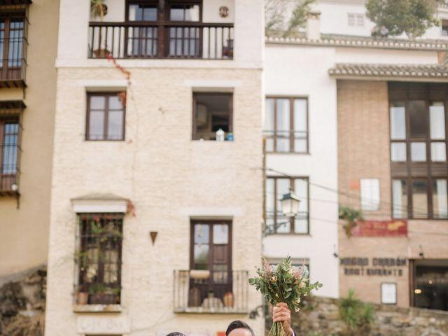 La boda de Walter y Estefanía en Granada, Granada 46