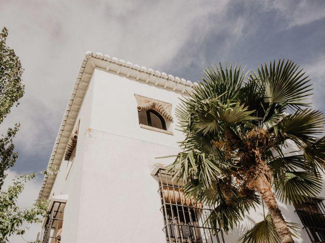 La boda de Walter y Estefanía en Granada, Granada 49