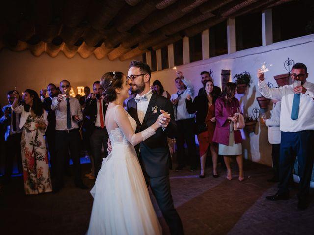 La boda de Walter y Estefanía en Granada, Granada 61