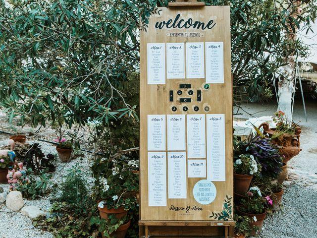 La boda de Ivan y Jessica en Mutxamel, Alicante 32