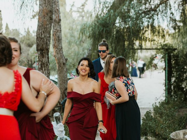 La boda de Ivan y Jessica en Mutxamel, Alicante 35