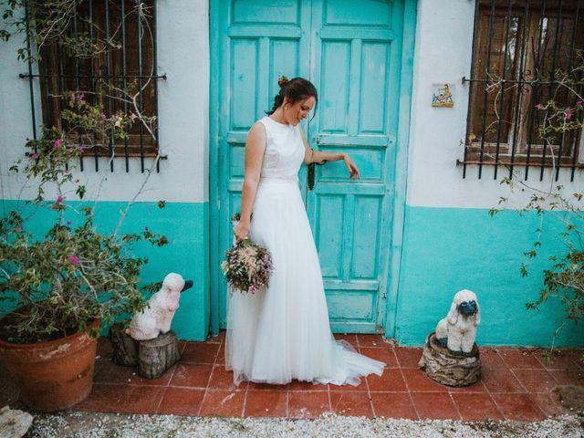 La boda de Ivan y Jessica en Mutxamel, Alicante 1