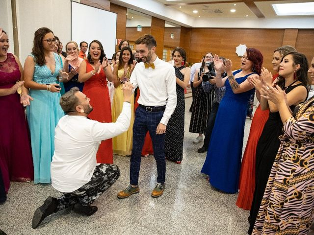 La boda de Pablo y Tamara en Salamanca, Salamanca 10