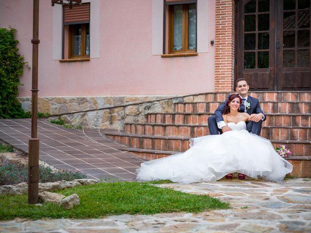 La boda de Silvia y Miguel Ángel  en Arenas De San Pedro, Ávila 2