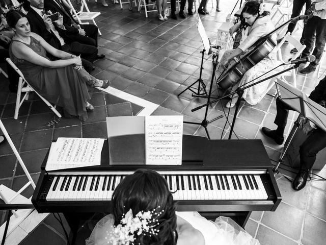 La boda de Silvia y Miguel Ángel  en Arenas De San Pedro, Ávila 3