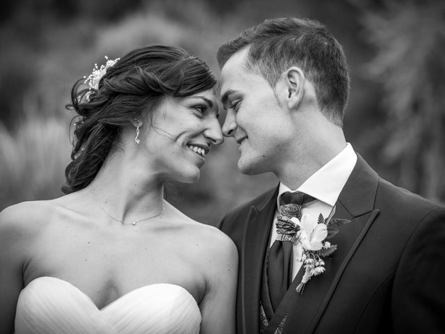 La boda de Miguel Ángel  y Silvia