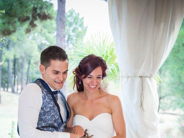 La boda de Silvia y Miguel Ángel  en Arenas De San Pedro, Ávila 6