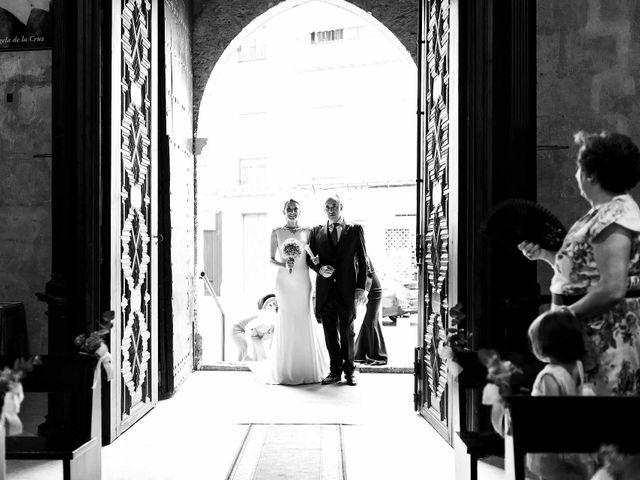 La boda de Carlos y Andrea en Córdoba, Córdoba 34