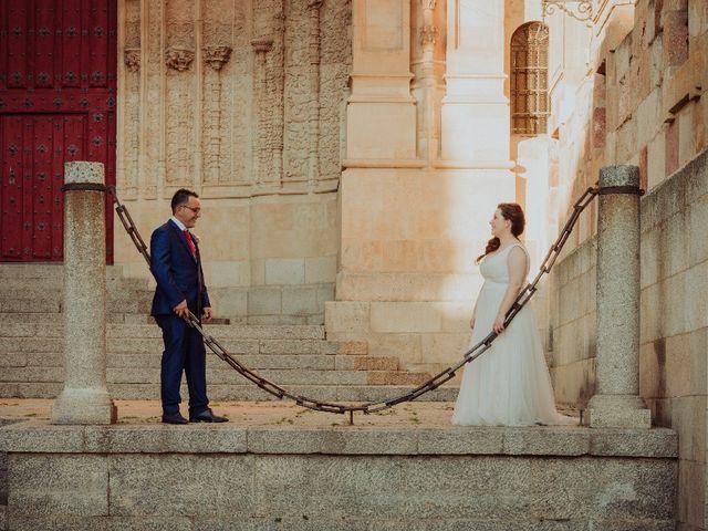 La boda de Tamara y Pablo