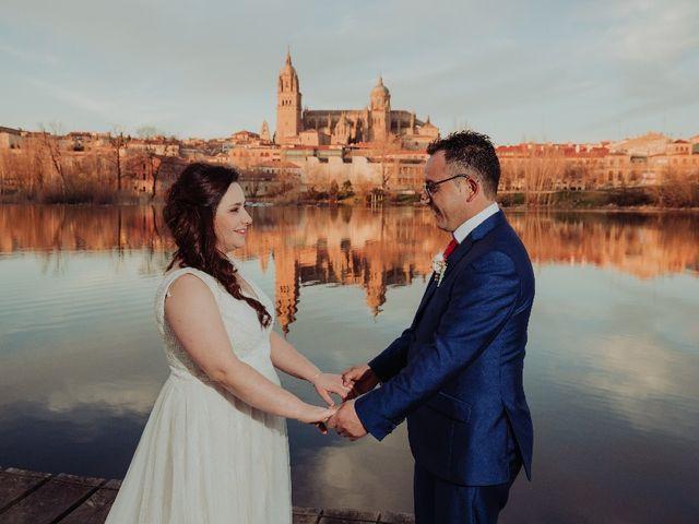 La boda de Pablo y Tamara en Salamanca, Salamanca 13