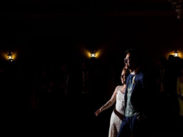 La boda de Cristian y Valle en Almendralejo, Badajoz 2