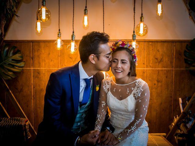 La boda de Cristian y Valle en Almendralejo, Badajoz 18