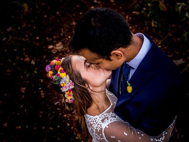 La boda de Cristian y Valle en Almendralejo, Badajoz 32