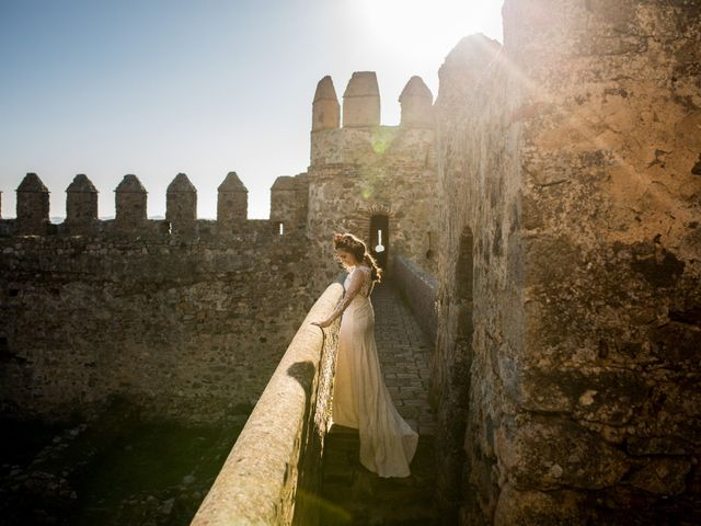 La boda de Cristian y Valle en Almendralejo, Badajoz 36