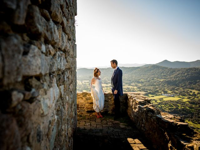 La boda de Cristian y Valle en Almendralejo, Badajoz 39
