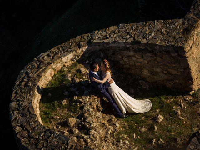 La boda de Cristian y Valle en Almendralejo, Badajoz 43