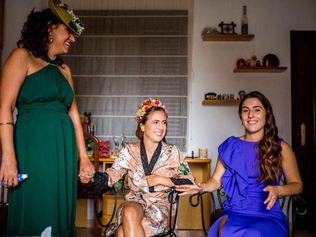 La boda de Cristian y Valle en Almendralejo, Badajoz 62