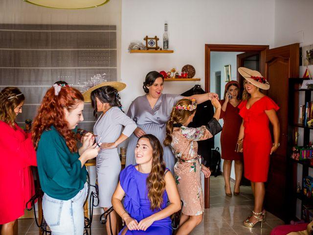 La boda de Cristian y Valle en Almendralejo, Badajoz 66