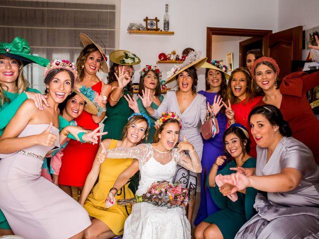 La boda de Cristian y Valle en Almendralejo, Badajoz 69
