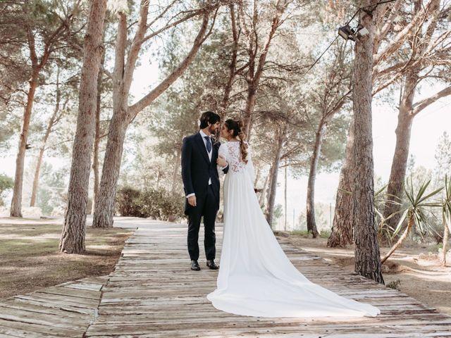 La boda de José Luis y Guiomar en Jaén, Jaén 31
