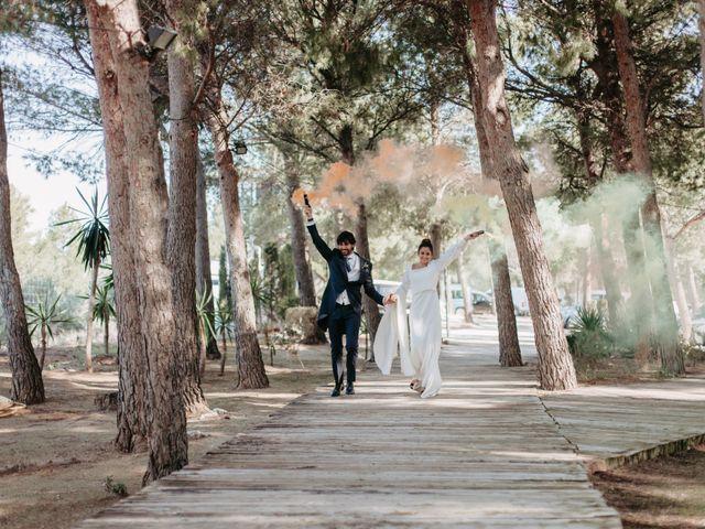 La boda de José Luis y Guiomar en Jaén, Jaén 38