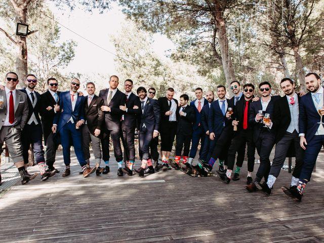 La boda de José Luis y Guiomar en Jaén, Jaén 44