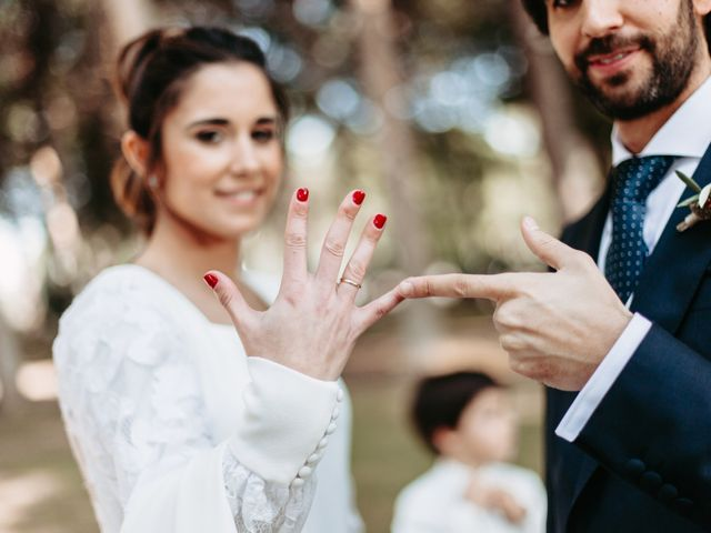 La boda de José Luis y Guiomar en Jaén, Jaén 46