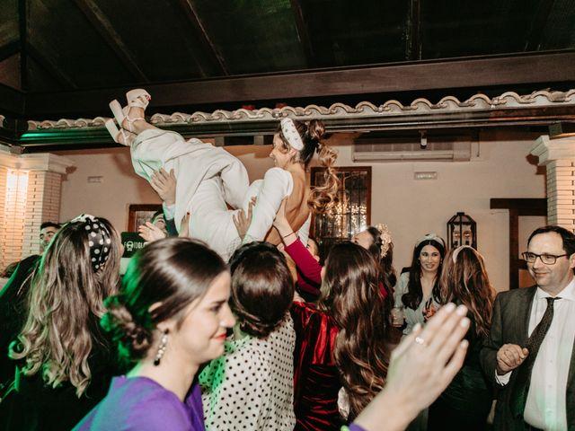 La boda de José Luis y Guiomar en Jaén, Jaén 74
