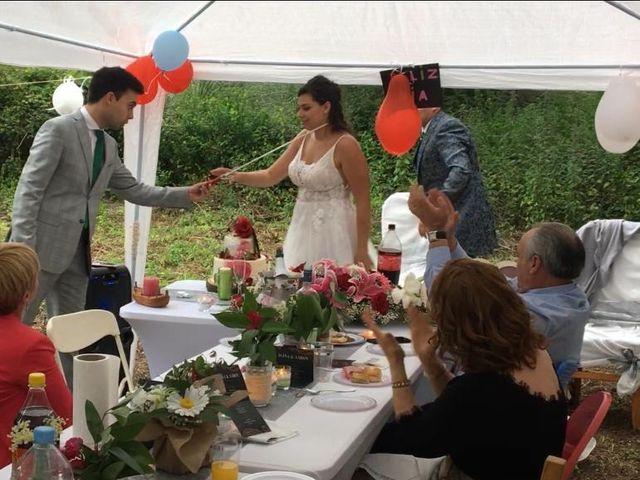La boda de Aaron  y Alina  en Loiu, Vizcaya 5