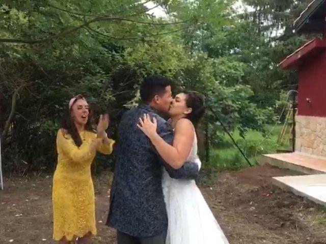 La boda de Aaron  y Alina  en Loiu, Vizcaya 6