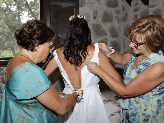 La boda de Javier y Merche en Navaluenga, Ávila 8