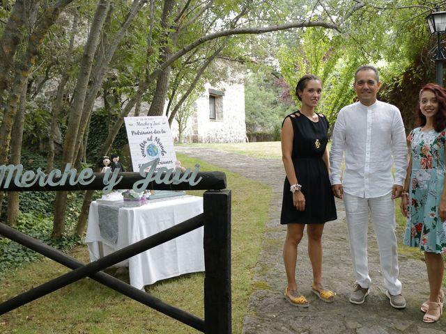 La boda de Javier y Merche en Navaluenga, Ávila 15