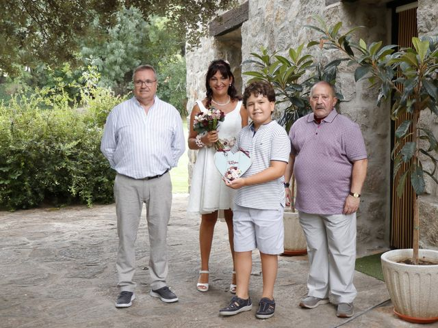 La boda de Javier y Merche en Navaluenga, Ávila 16