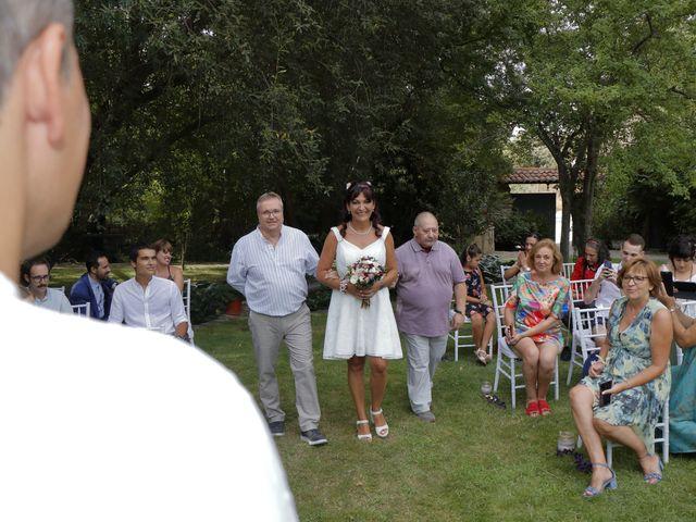 La boda de Javier y Merche en Navaluenga, Ávila 20