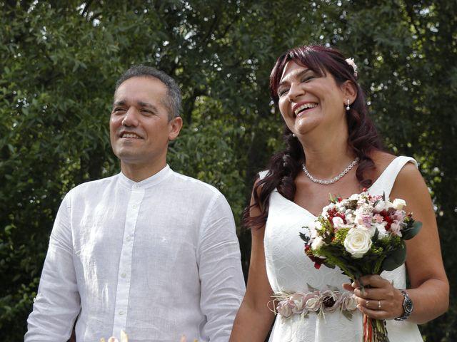 La boda de Javier y Merche en Navaluenga, Ávila 23