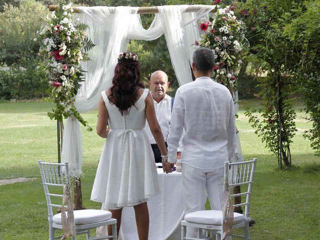 La boda de Javier y Merche en Navaluenga, Ávila 25