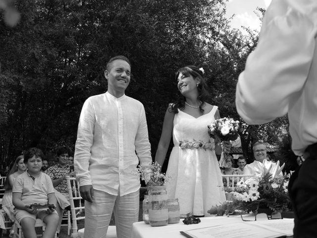La boda de Merche y Javier