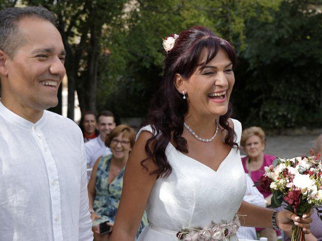 La boda de Javier y Merche en Navaluenga, Ávila 27