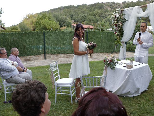 La boda de Javier y Merche en Navaluenga, Ávila 29