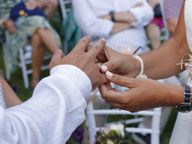 La boda de Javier y Merche en Navaluenga, Ávila 32
