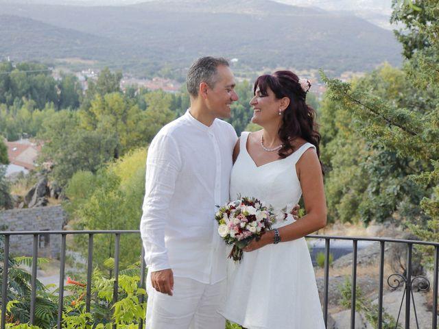 La boda de Javier y Merche en Navaluenga, Ávila 35