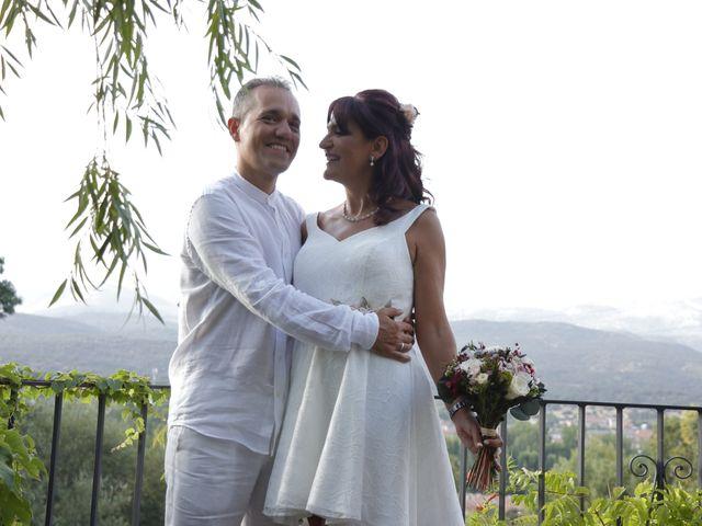 La boda de Javier y Merche en Navaluenga, Ávila 36