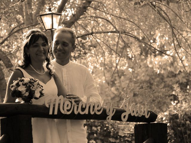 La boda de Javier y Merche en Navaluenga, Ávila 38
