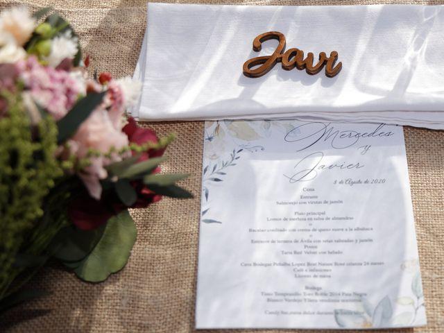 La boda de Javier y Merche en Navaluenga, Ávila 44