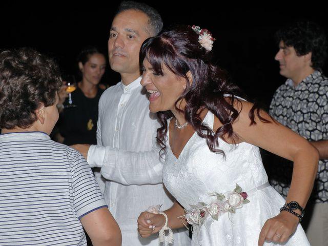 La boda de Javier y Merche en Navaluenga, Ávila 51