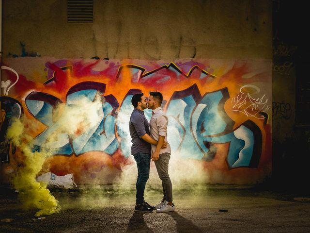 La boda de Xavi y Jonatan en Castellar Del Valles, Barcelona 10