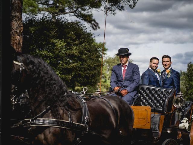 La boda de Xavi y Jonatan en Castellar Del Valles, Barcelona 39