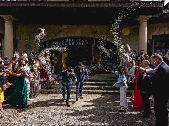 La boda de Xavi y Jonatan en Castellar Del Valles, Barcelona 47