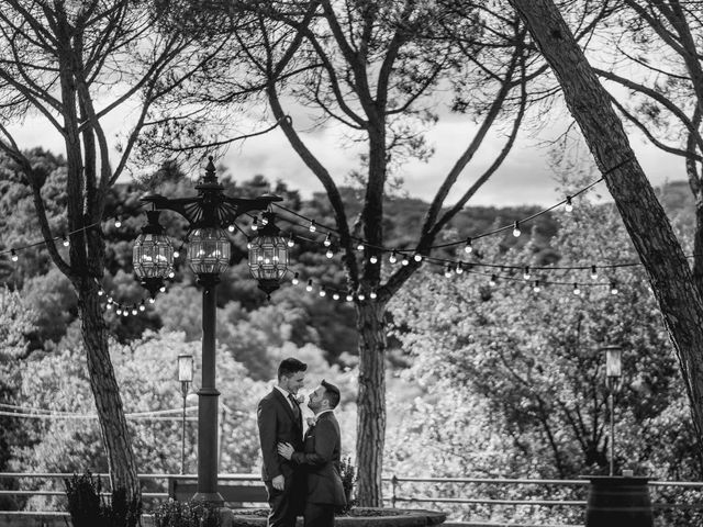 La boda de Xavi y Jonatan en Castellar Del Valles, Barcelona 51